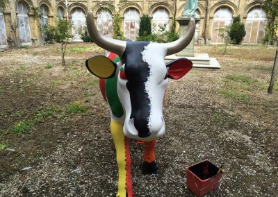 Perle, Cow Parade ©, 2015