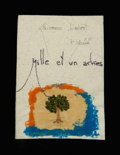Mille et un Arbres, sur un poème de Fernando Arrabal