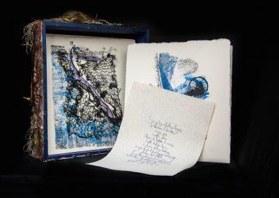 Le Petit Marin, 1980, 5 ex, sur un poème de Jean-Loup Philippe