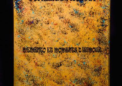 Memento et Moments d'humour, sur un poème de Fernando Arrabal