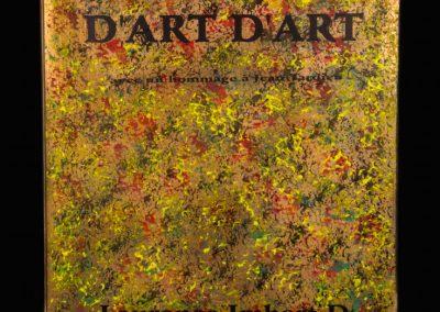 D'Art D'Art, sur un poème de Jean-Clarence Lambert