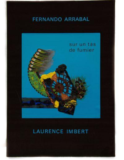 Sur un Tas de fumier, sur un poème de Fernando Arrabal