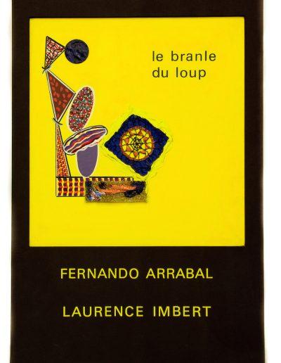Le Branle du loup, sur un poème de Fernando Arrabal